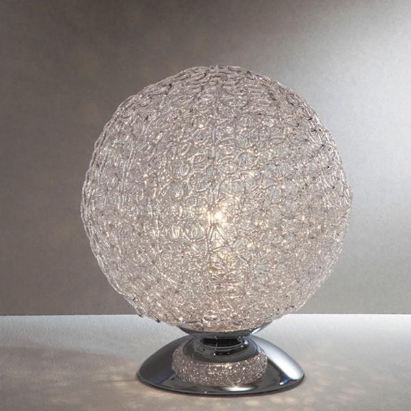 Crystal lampada da tavolo design