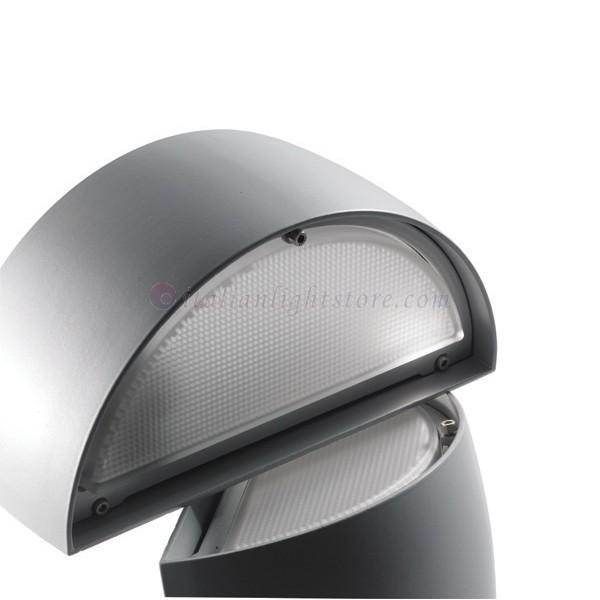 Vasa norlys lampada a parete esterno design moderno - Lampada parete design ...