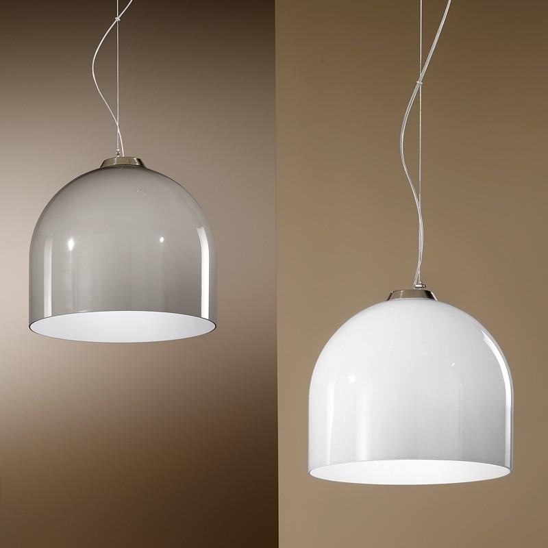 Lampada a Sospensione 2599/S2P a 2 luci Design Moderno