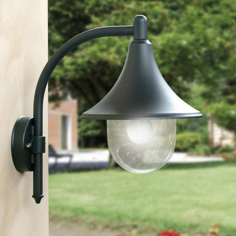 DIONE Lampada Lanterna da Esterno Giardino | Illuminazione Esterni ...