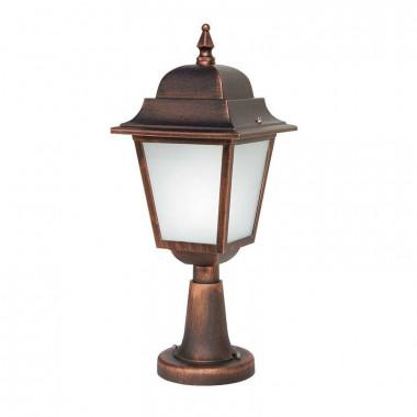 ATHENA Nanetto Lampada Quadrata Classica Illuminazione Esterno Giardino
