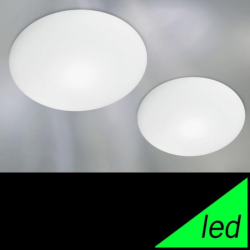 COCCOLE LED Lampada Soffitto Parete in Vetro Soffiato 3 Misure