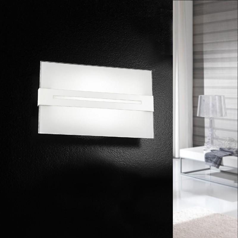 BLADE Plafoniera in Vetro Parete Soffitto Design Moderno