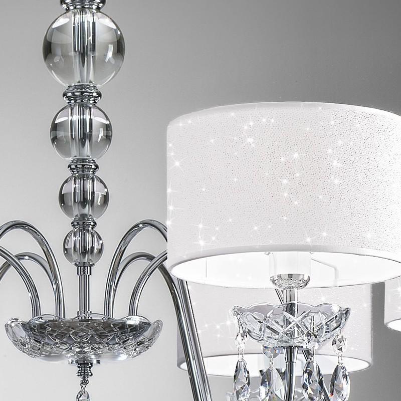 moderne lustre design helen antea d 39 clairage de lumi re. Black Bedroom Furniture Sets. Home Design Ideas
