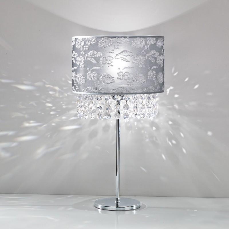 Lampada Lume Paralume Moderno | Violetta di Antea Luce Illuminazione