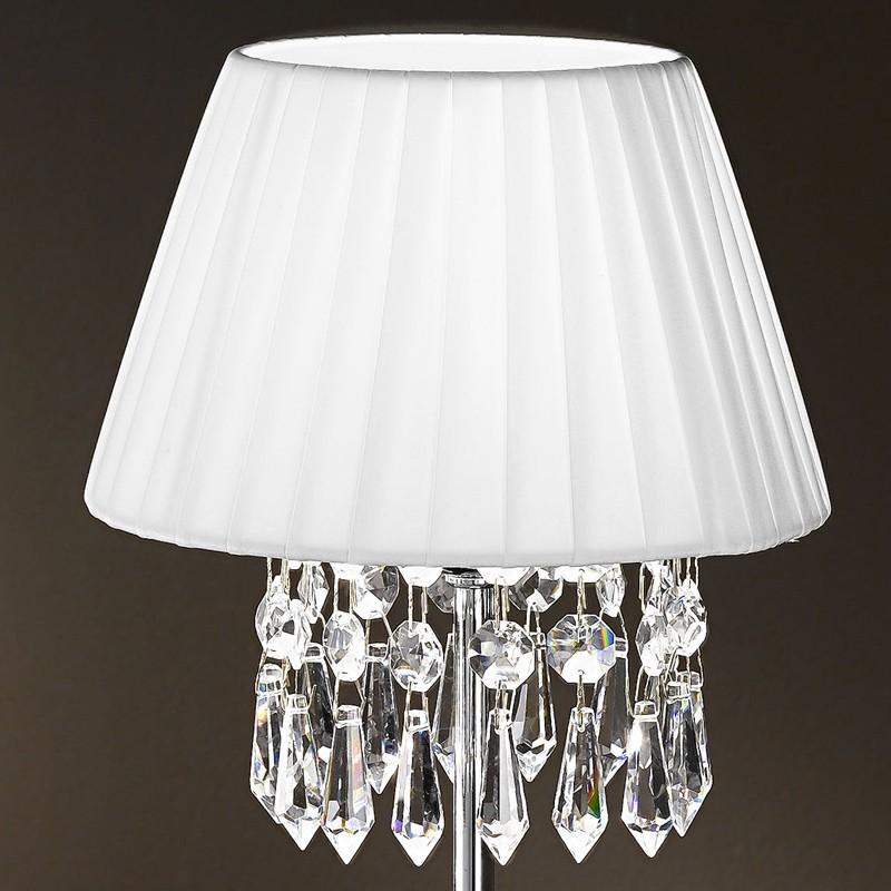 lampada lume moderno paralume fasciato paolina di antea luce. Black Bedroom Furniture Sets. Home Design Ideas