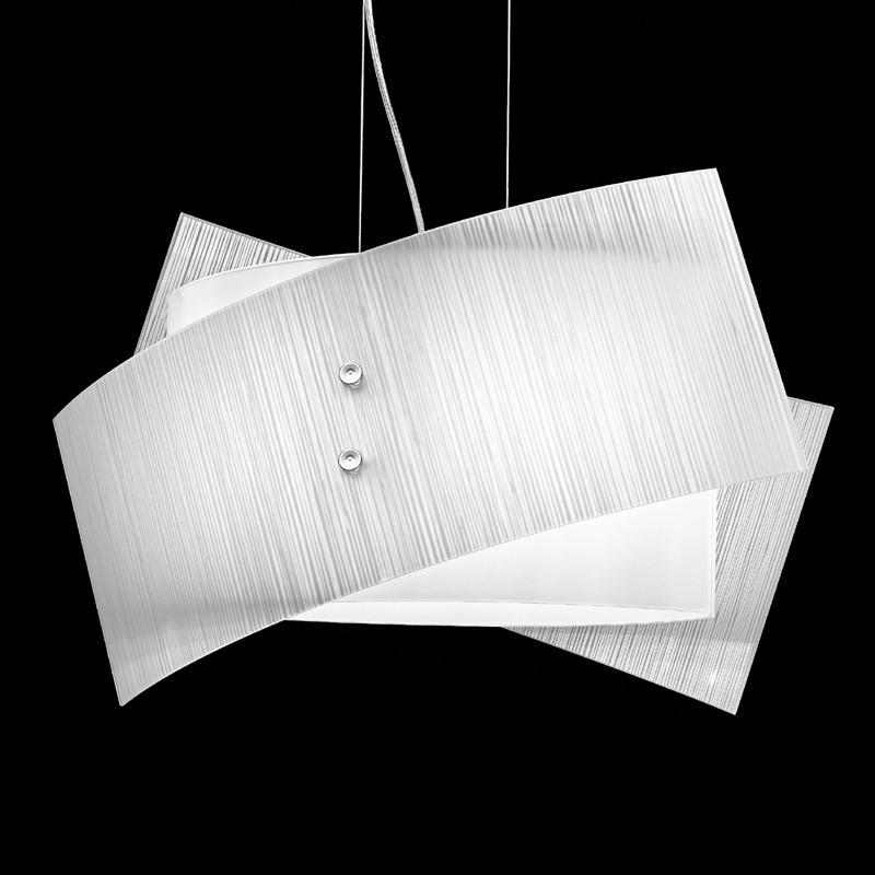 lampadario moderno cucina | Fold Antea Luce Illuminazione