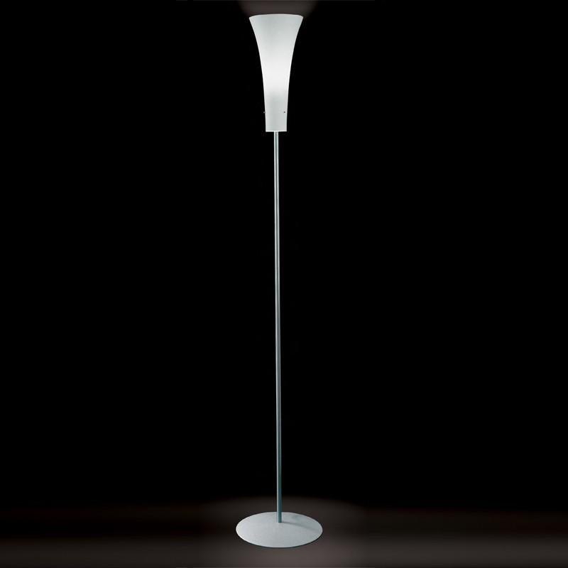 Slim padana lampadari piantana lampada da terra design moderno - Lampada da terra design ...