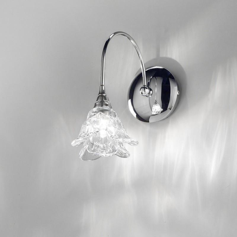 Lampade applique a parete moderne illuminazione di - Applique parete design ...