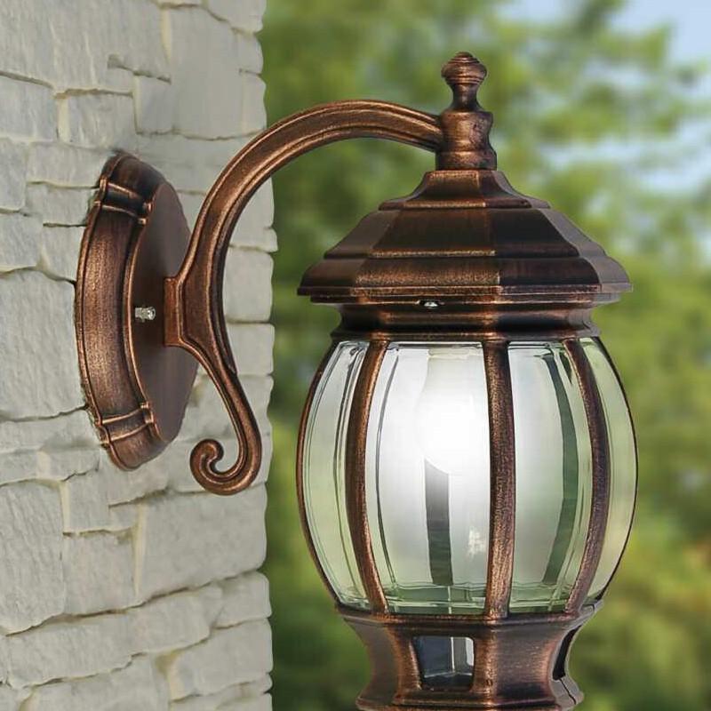 Applique per esterni tradizionali italianlightstore - Lanterne da esterno ...