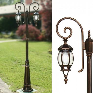 ENEA Stake Lamp post Lighting Outdoor Garden