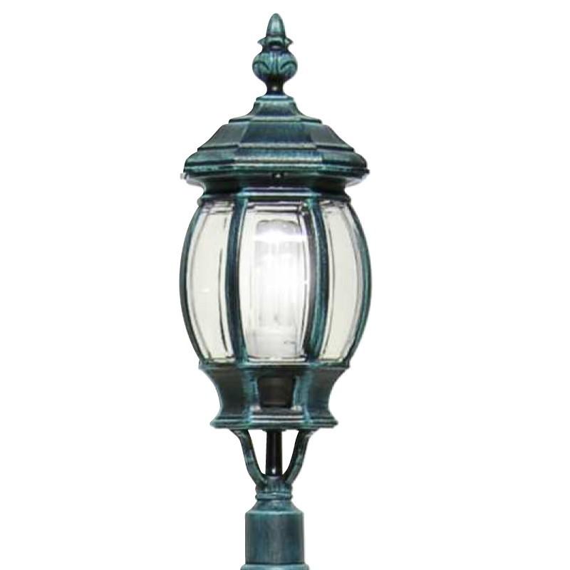 Street Rod Lamps : Athena large street light pole lantern square