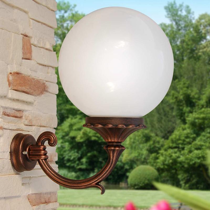 orion s25 lantern lamp ball globe d25 lighting outdoor garden