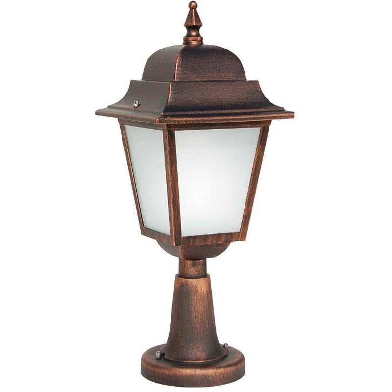 ATHENA GRANDE Paletto Lampada Quadrata  Illuminazione Esterno Giardino