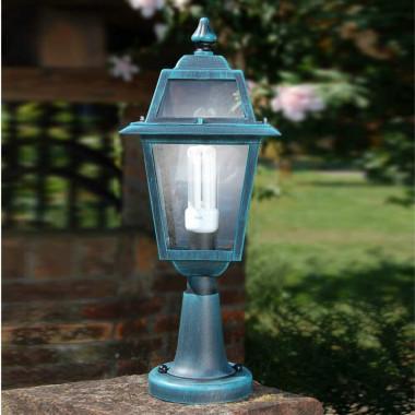 ARTEMIS Picket Gate Lantern, Classic Lighting Outdoor Garden