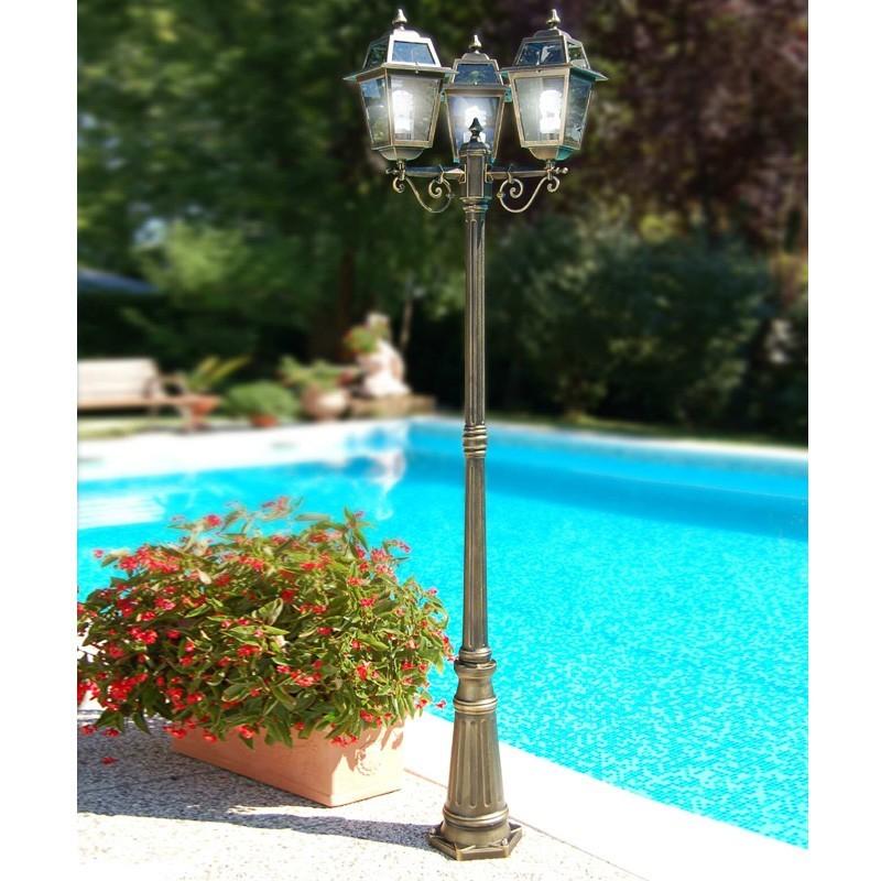 ARTEMIDE Palo Lampione Lanterna Classica Illuminazione Esterno Giardino