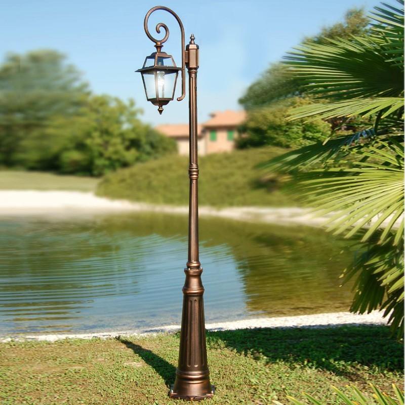 Lampioni per giardino cheminfaisant for Lampioni da giardino obi