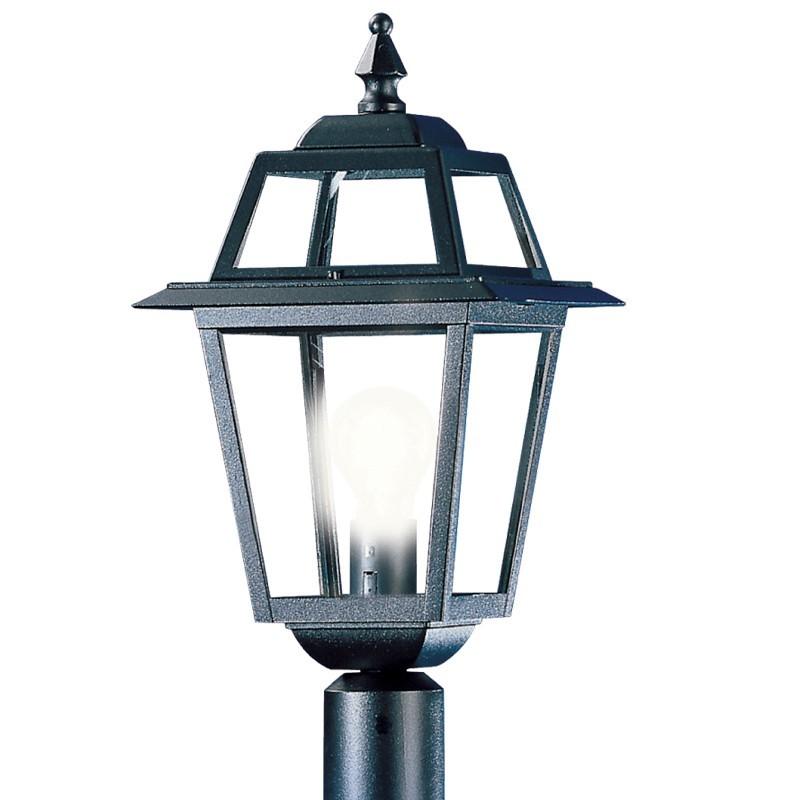 ARTEMIDE Lanterna con Attacco per Palo Esistente Illuminazione Esterno Giardino