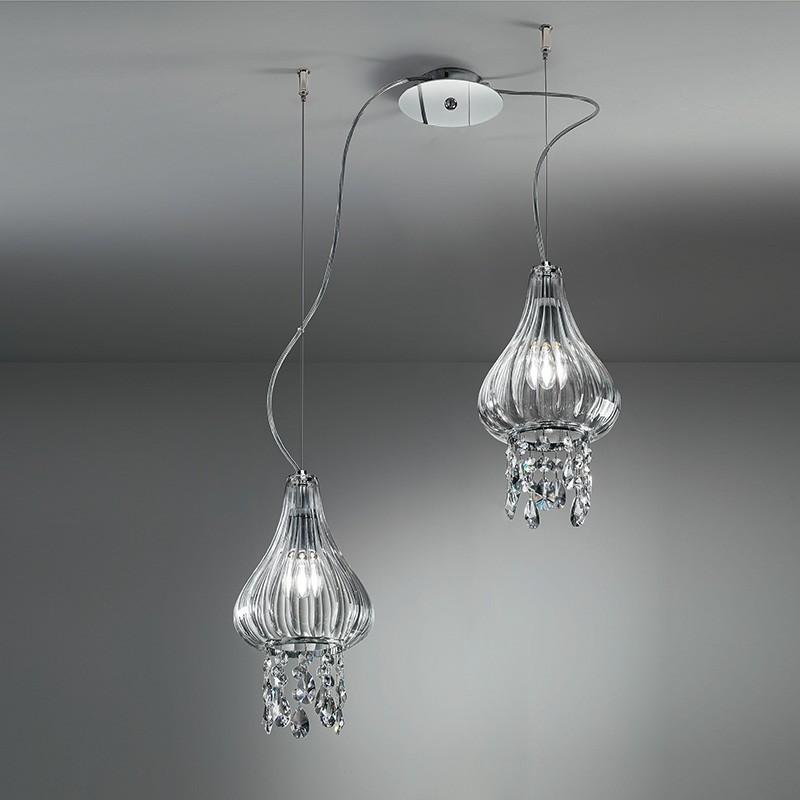 clivia r sidence l gante lampe suspension lumi re en. Black Bedroom Furniture Sets. Home Design Ideas