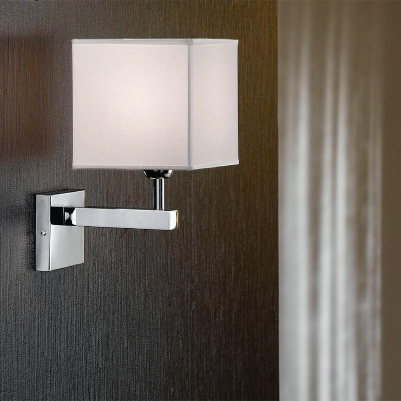 wall lamp shade banded pauline antea light lighting. Black Bedroom Furniture Sets. Home Design Ideas