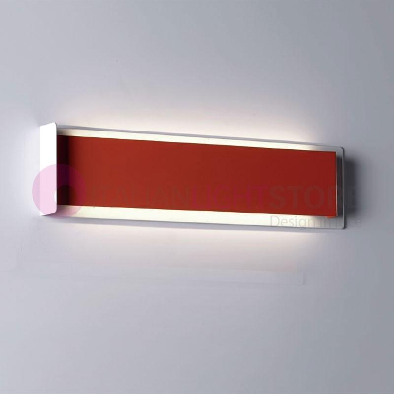 ABBRACCIO Lampada a Led da Parete Design Moderno