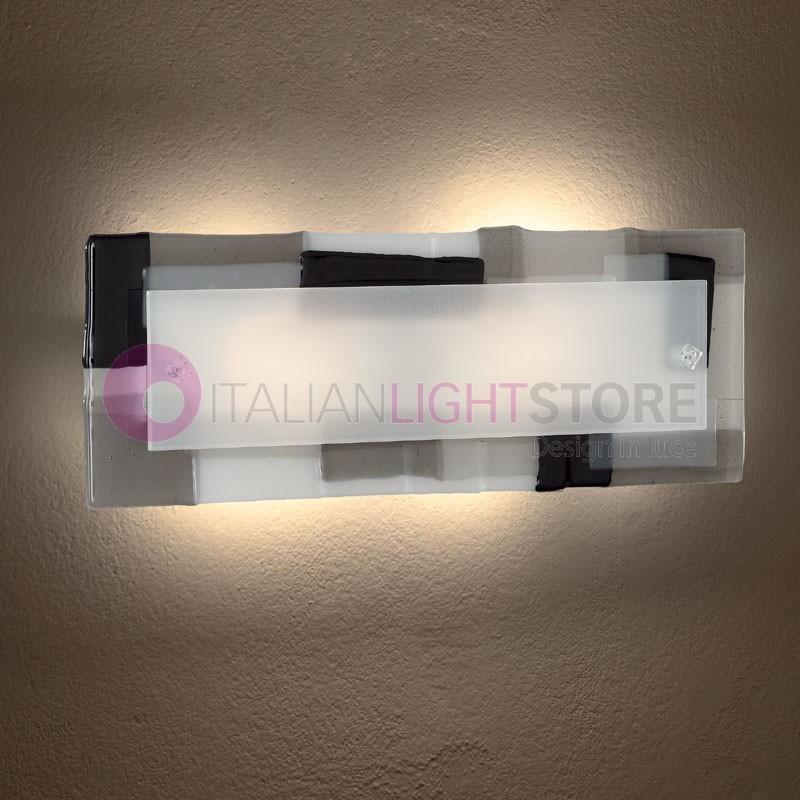 Broadway Lampada Parete Soffitto Murano 60x20
