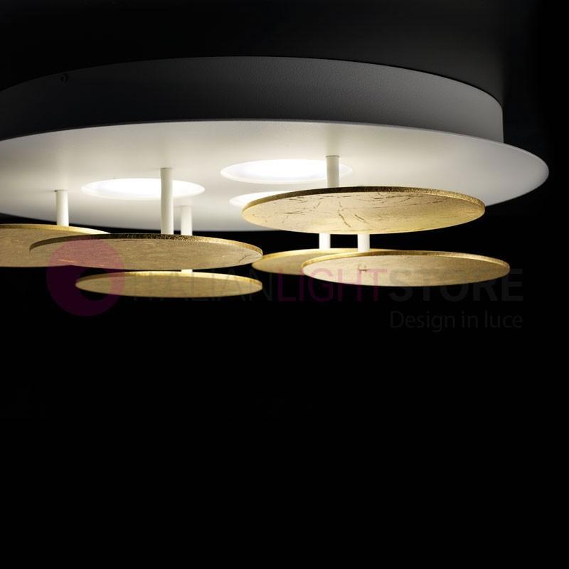 NUVOLA Plafoniera da Parete e Soffitto a Led D.45 Design Moderno