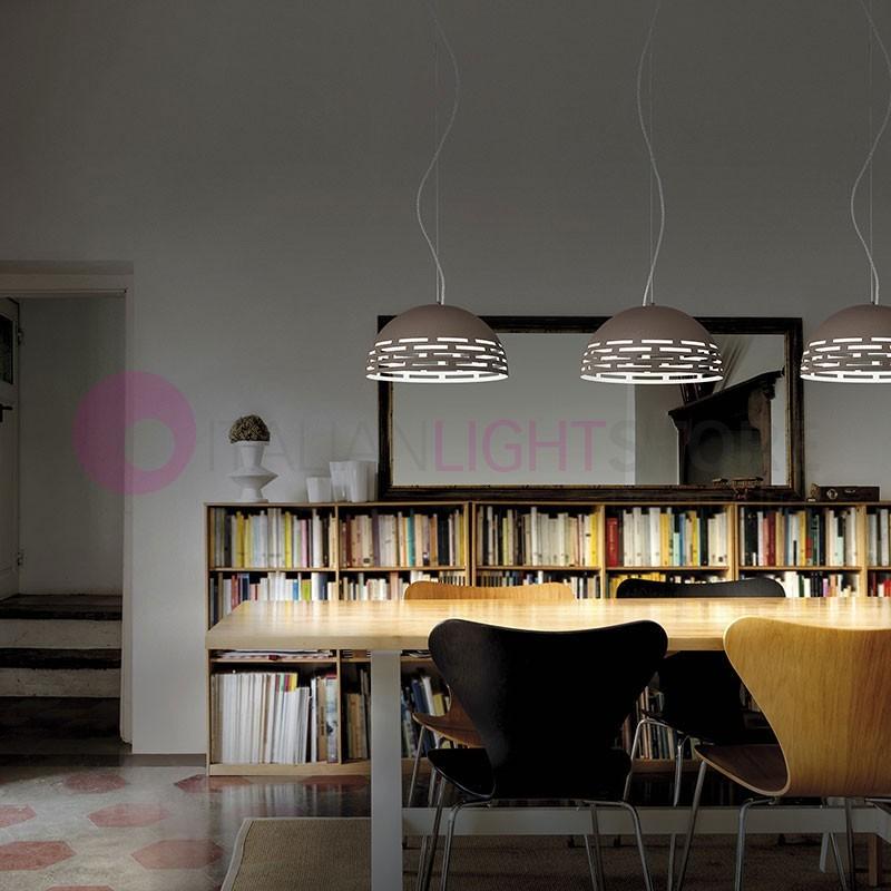GREKA LED Lampada a Sospensione da Cucina a Led D.30 Design Moderno