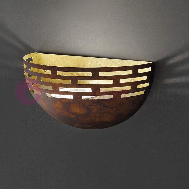 GREKA LED Applique Lampada da Parete a Led Design Moderno