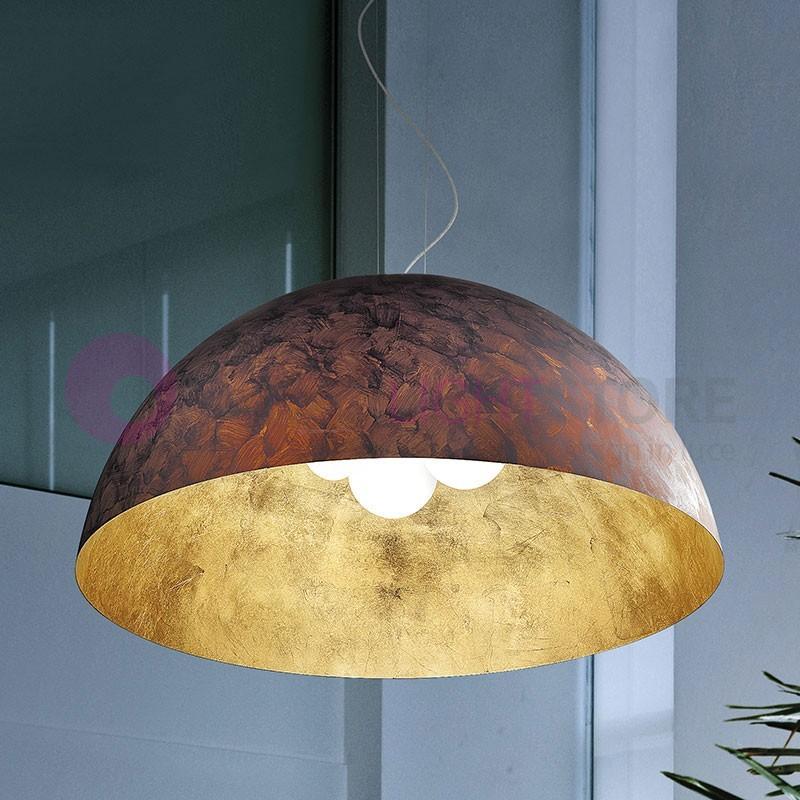 DUNE LED Lampada a Sospensione da Cucina a Led D.70 Design Moderno
