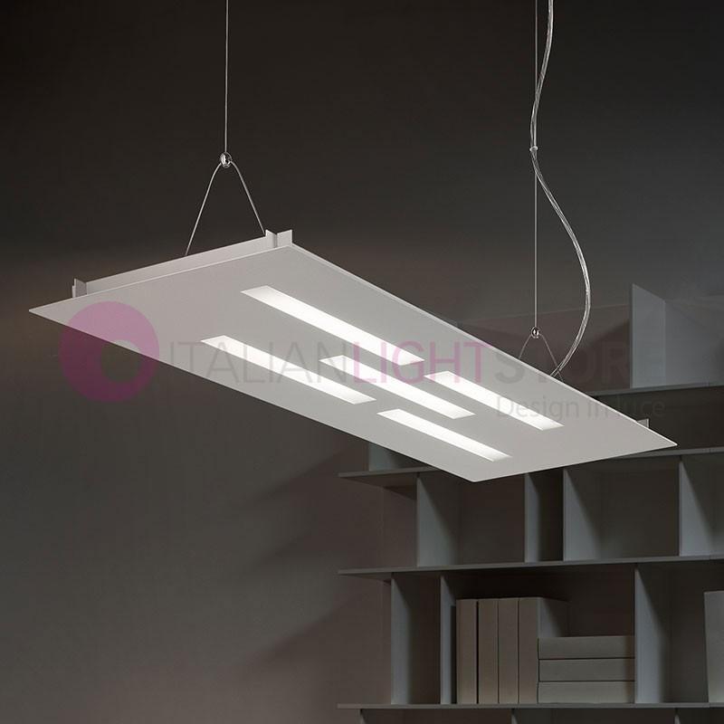 GAMMA Lampada a Sospensione a Led L.91 Design Moderno