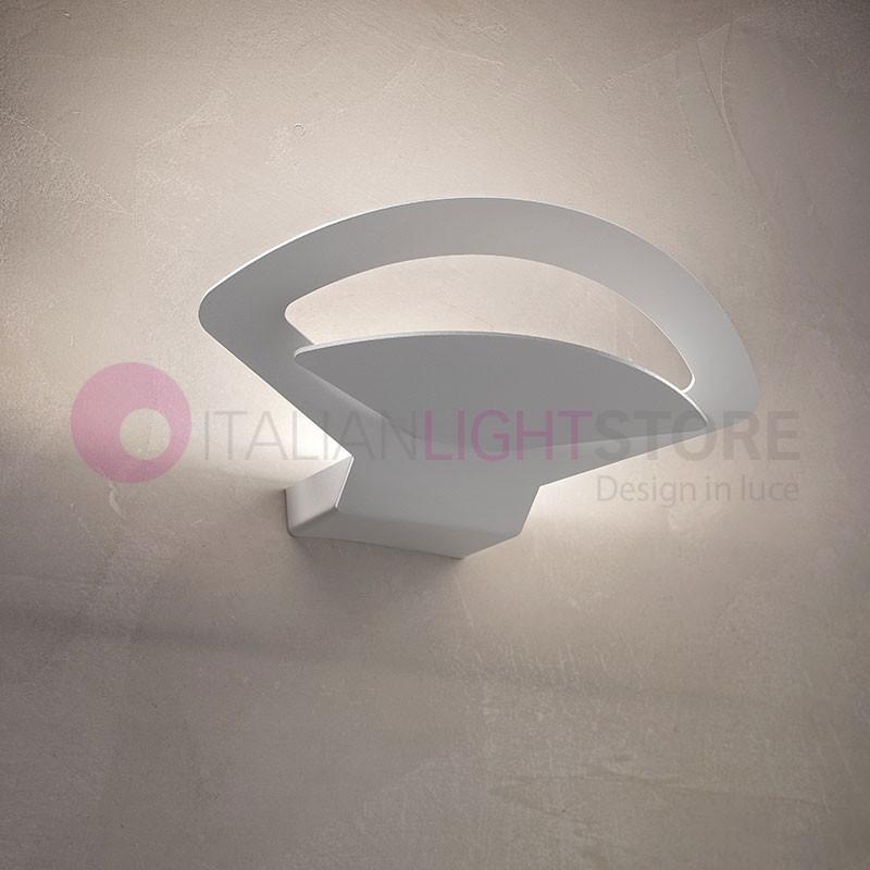 LOTO LED Applique Lampada da Parete a Led Design Moderno