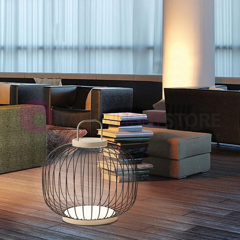 CHAPLIN Lampada da Terra a Led D.48 Design Moderno