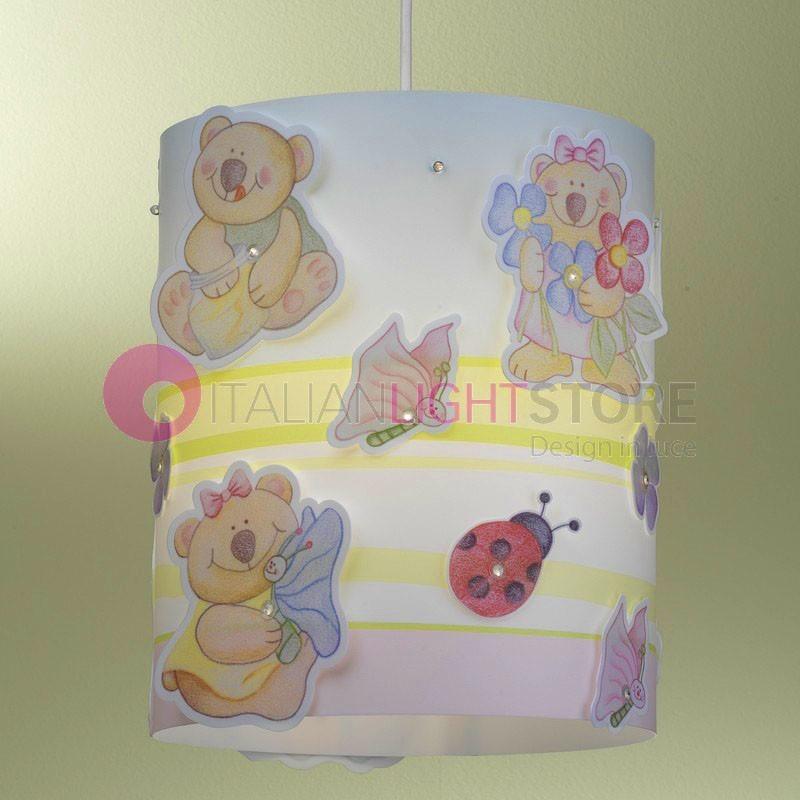 Lampadari x camerette bambini great lampadari per bambini tante idee colorate divertenti e with - Lampadari da cameretta ...