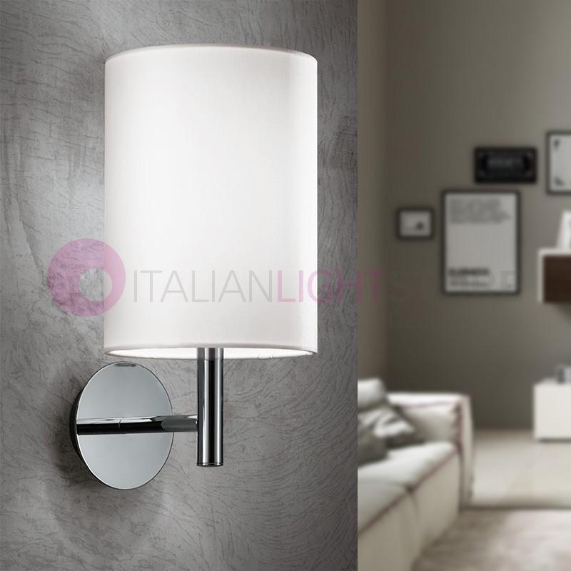 EASY Lampada a Parete Design Moderno con Paralume