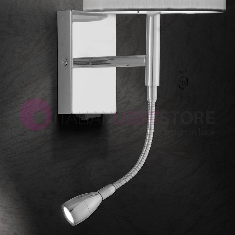 Quadrifoglio lampada da parete dal design moderno - Lampada parete design ...