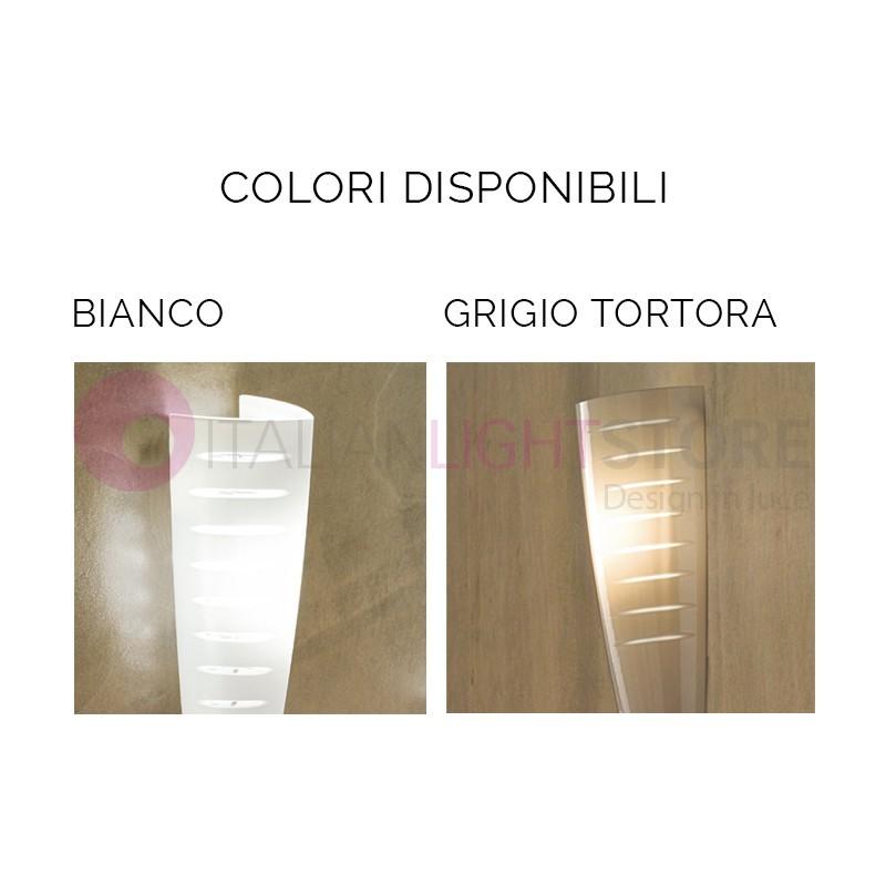 Iris lampada da tavolo in vetro di murano design moderno lam for Lampada da tavolo di design