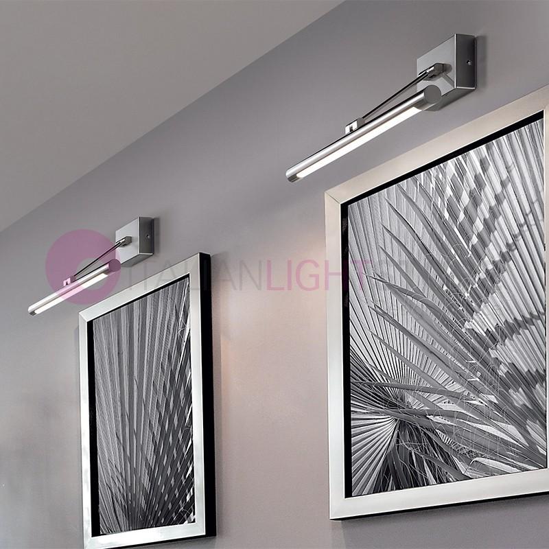 TABEL Wall Lamp Adjustable Led L. 36,6 Modern Design