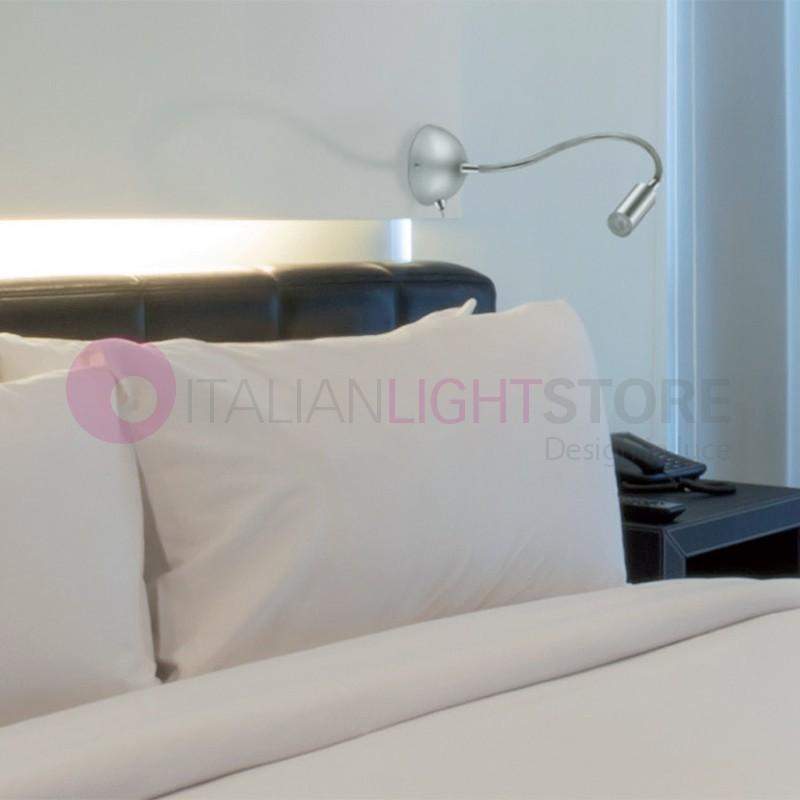 OLVAS Lampada a Parete a Led Flessibile Design Moderno