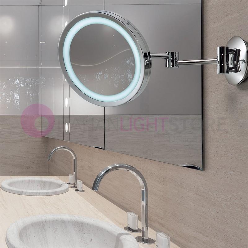 BILD Lampada a Parete da Bagno a Led con Specchio Design Moderno