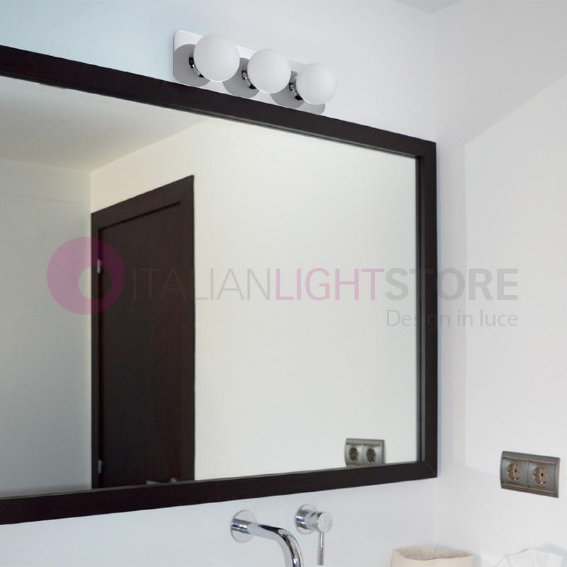 Dick mur lampe de salle de bain ip44 miroir de salle de for Lampe de miroir de salle de bain
