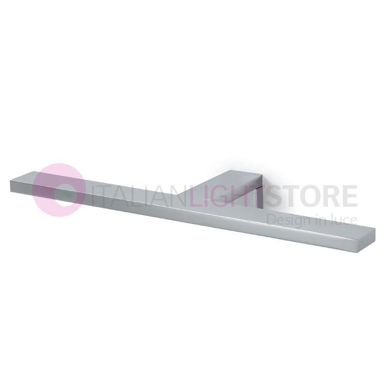 TEAK Wall Lamp Bathroom Led IP44 Modern Design