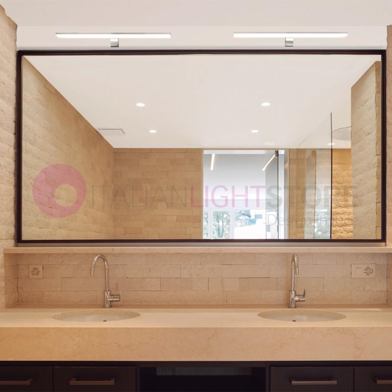ALIN Wall Lamp Bathroom Led IP44 Modern Design