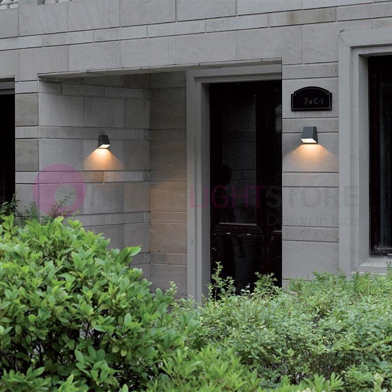 ARTAL Lampada a Parete Moderna a Led da Esterno IP54