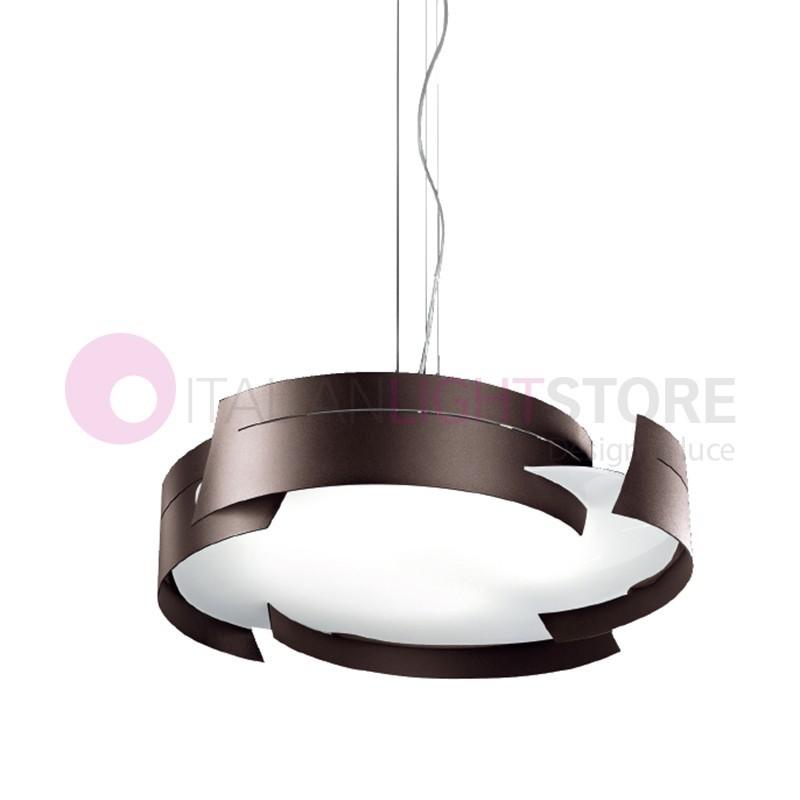 Vultur lampada a sospensione design moderno selene - Lampada sospensione design ...