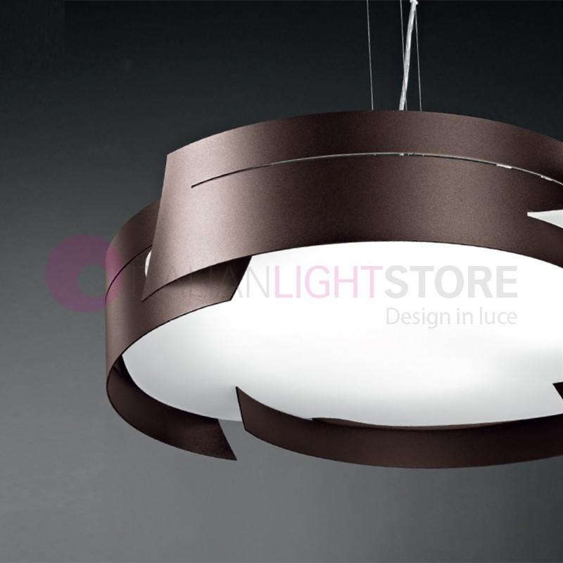 VULTUR Lampada a Sospensione D.59.5 Design Moderno