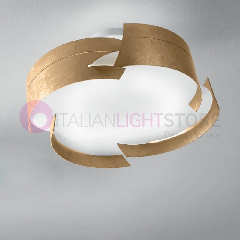 VULTUR Plafoniera a Soffitto D.59,5 Design Moderno