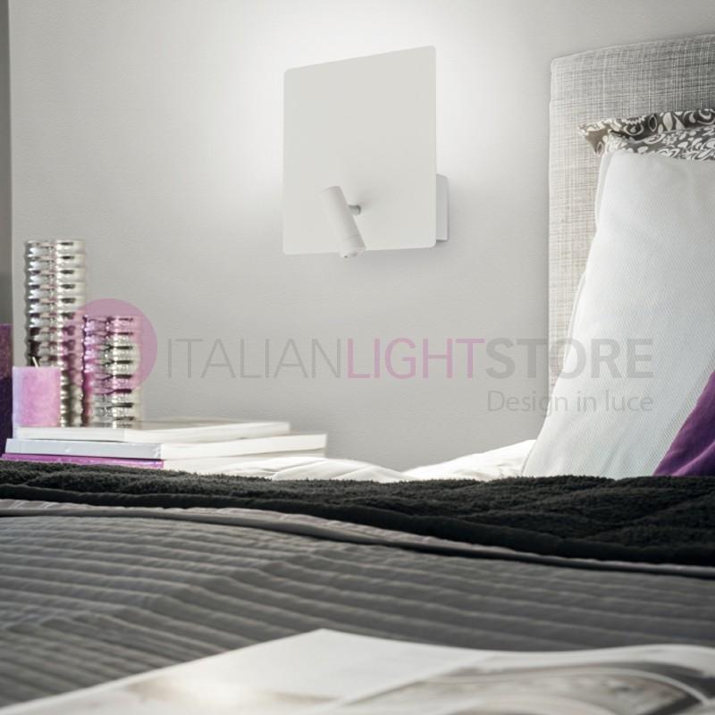 BALTIC Lampada a Parete a Led Orientabile Design Moderno