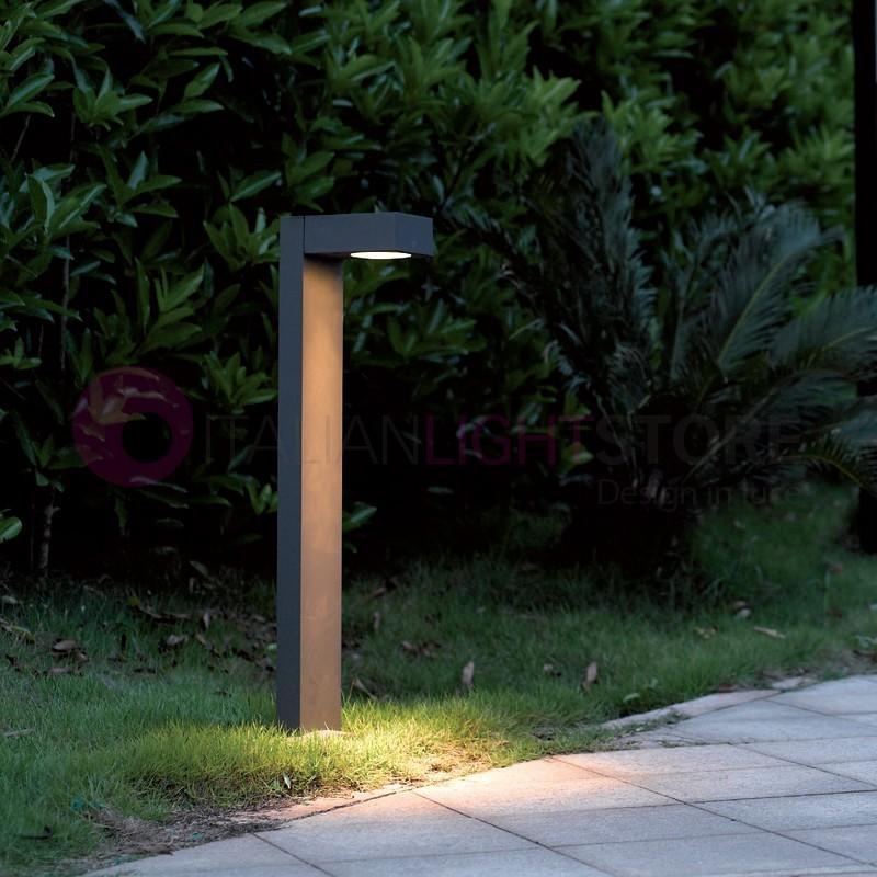 GUIU Lampioncino Paletto da Esterno Design Moderno IP54