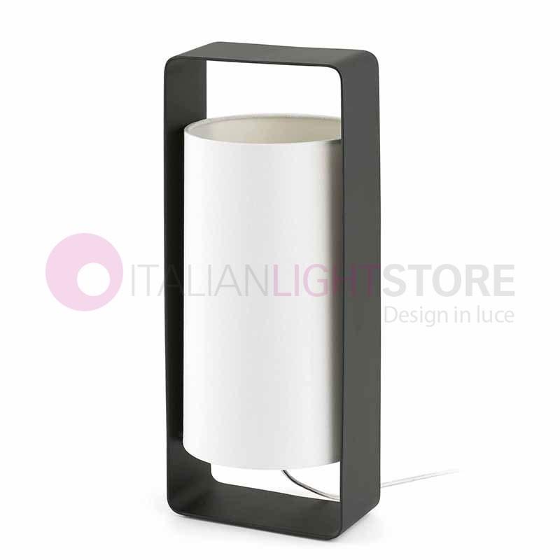 abat jour lumen lampe de table table de chevet pays shabby chic. Black Bedroom Furniture Sets. Home Design Ideas